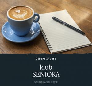 Klub seniora - CeDePe Zagreb