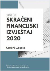 Skraćeni financijski izvještaj za 2020.