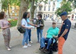 Blue line projekt - mapiranje Zagreba i obilježavanje turističkih ruta