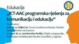 ICT-AAC programska rješenja za komunikaciju i edukaciju